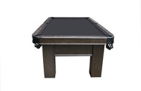 Contemporary Pool Tables by Plank & Hide