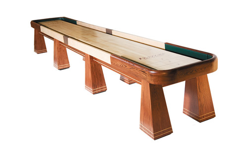 Saratoga Shuffleboard Table by Venture