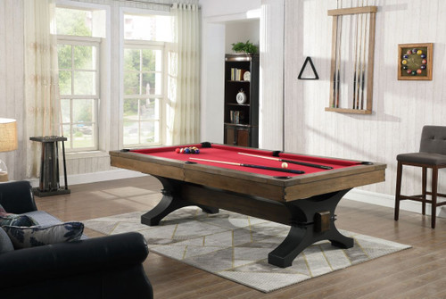 Knox Pool Table by Plank & Hide
