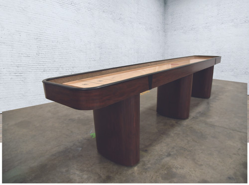 Designer Game Table Handmade in the USA by Venture play now at Sawyer Twain