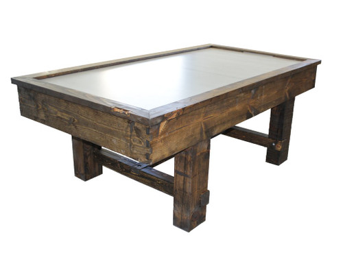 Rustic Air Hockey Table by Performance Games