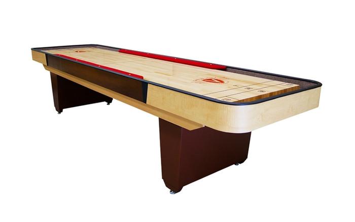 Classic Cushion 12' Shuffleboard Table by Venture
