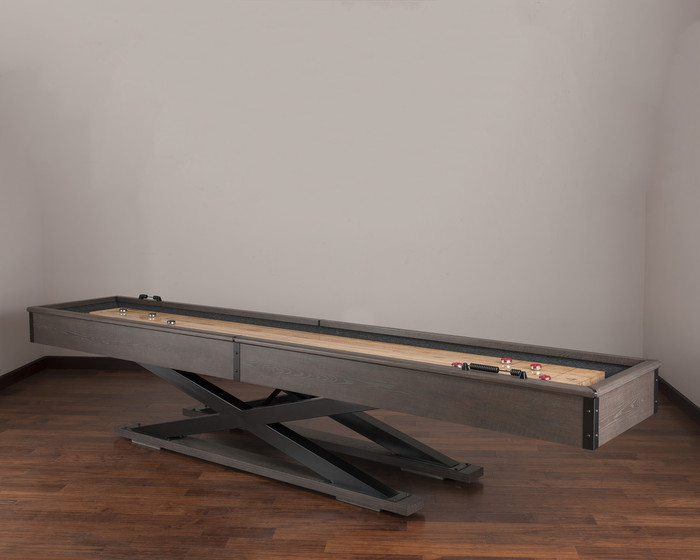 American Heritage presents the Quest Shuffleboard Table