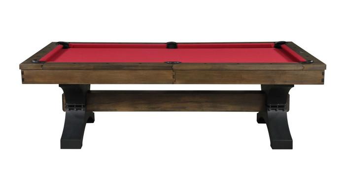 Knox Pool Table by Plank & Hide