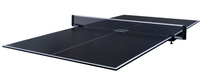 Convertible Table Tennis Top perfect to go on any pool table.
