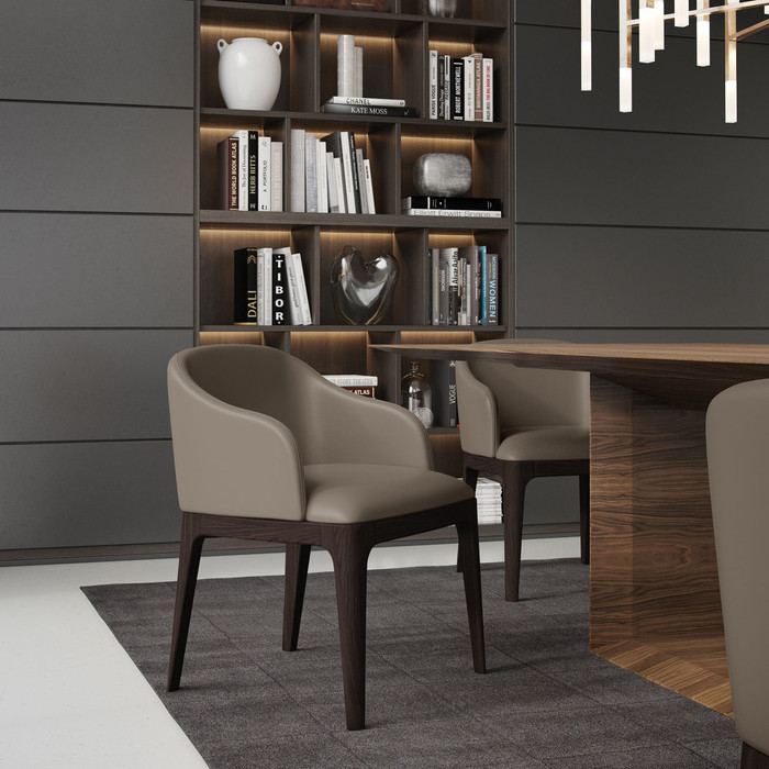 Wooster Dining Arm Chair