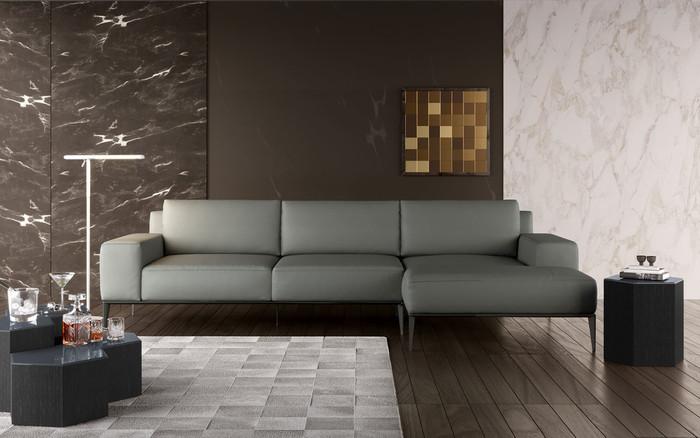 Elizabeth Sectional Sofa Right