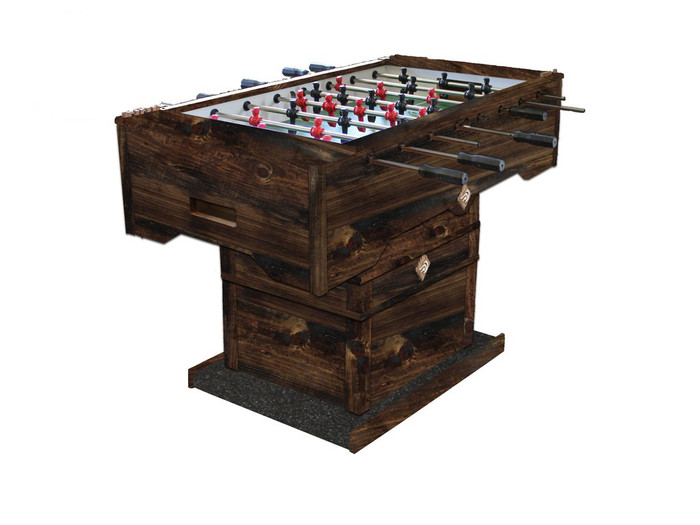 Sure Shot RP Pedestal Foosball Table By Performance Games