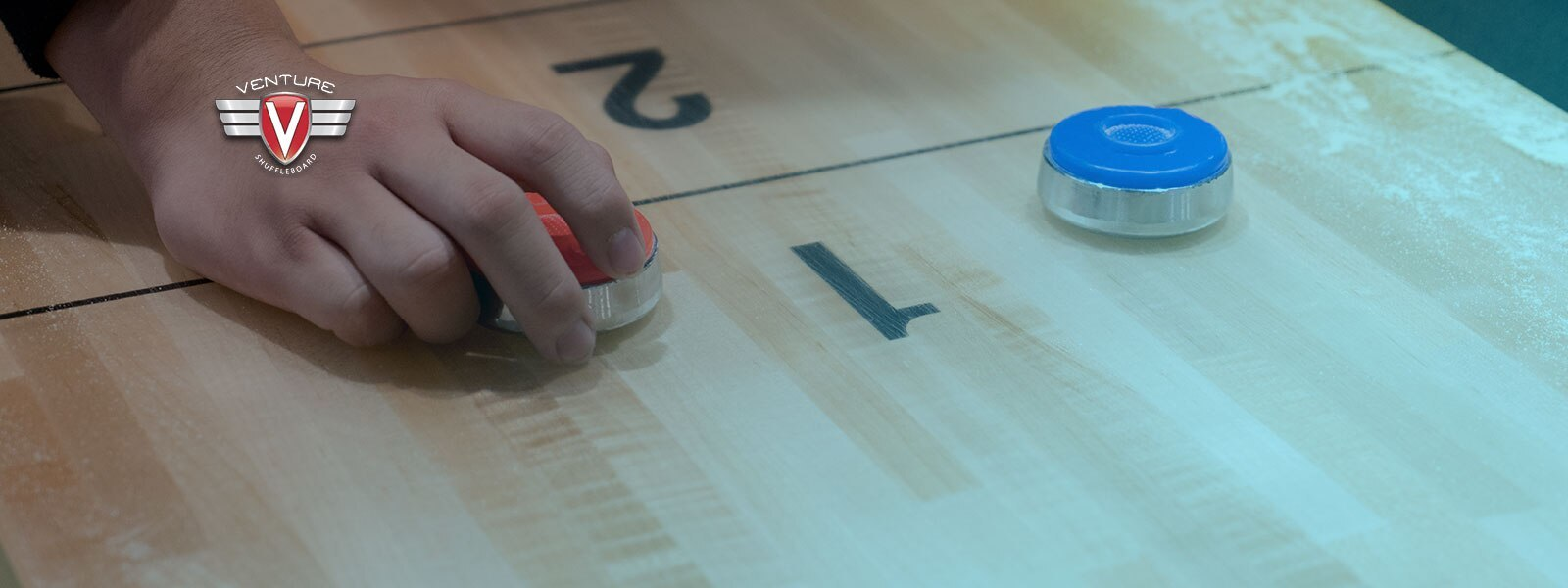 Venture shuffleboard