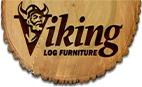 Viking Log Furniture