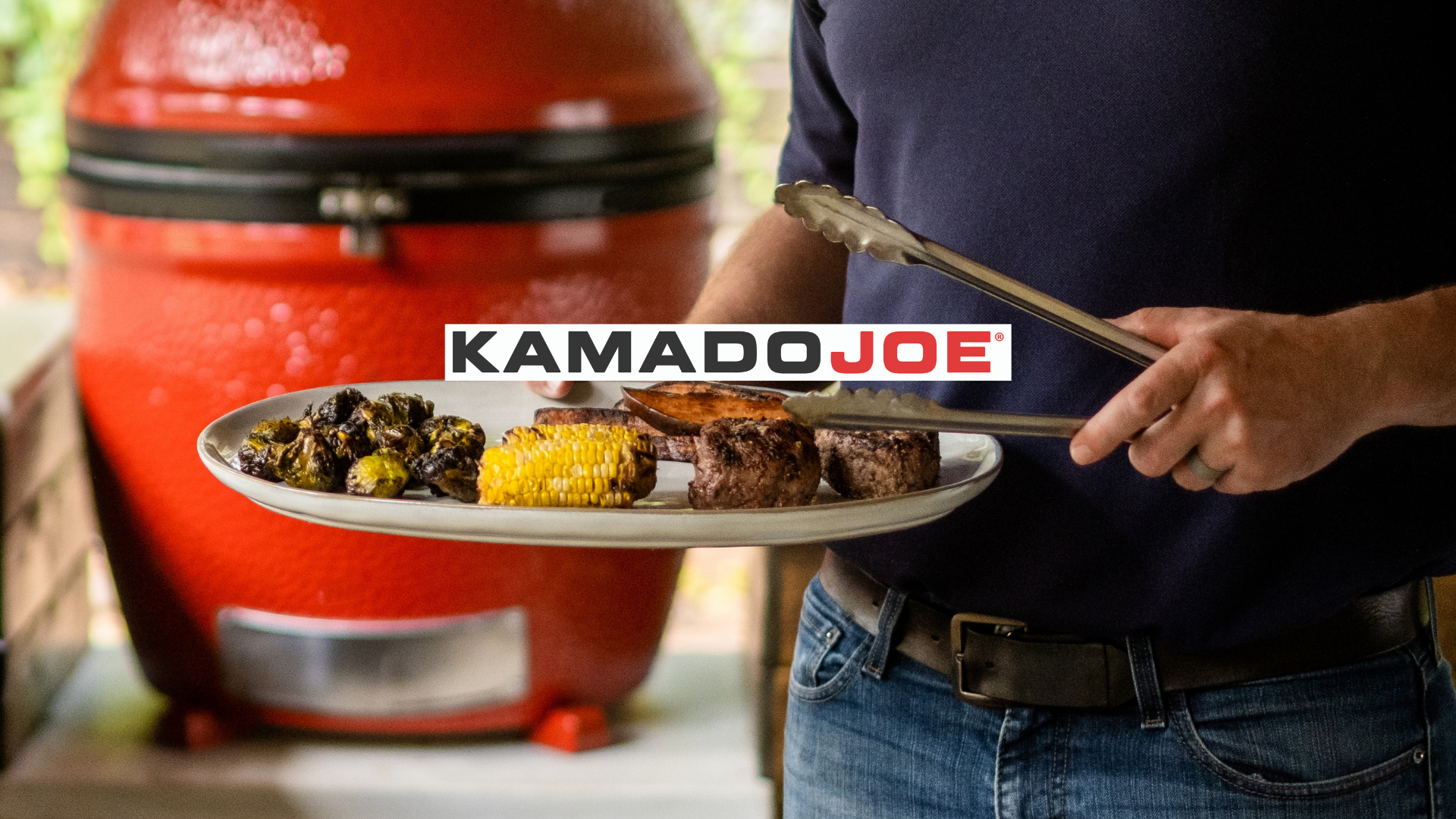 Sawyer Twain Kamado Joe