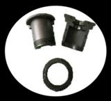 Foosball split bearing