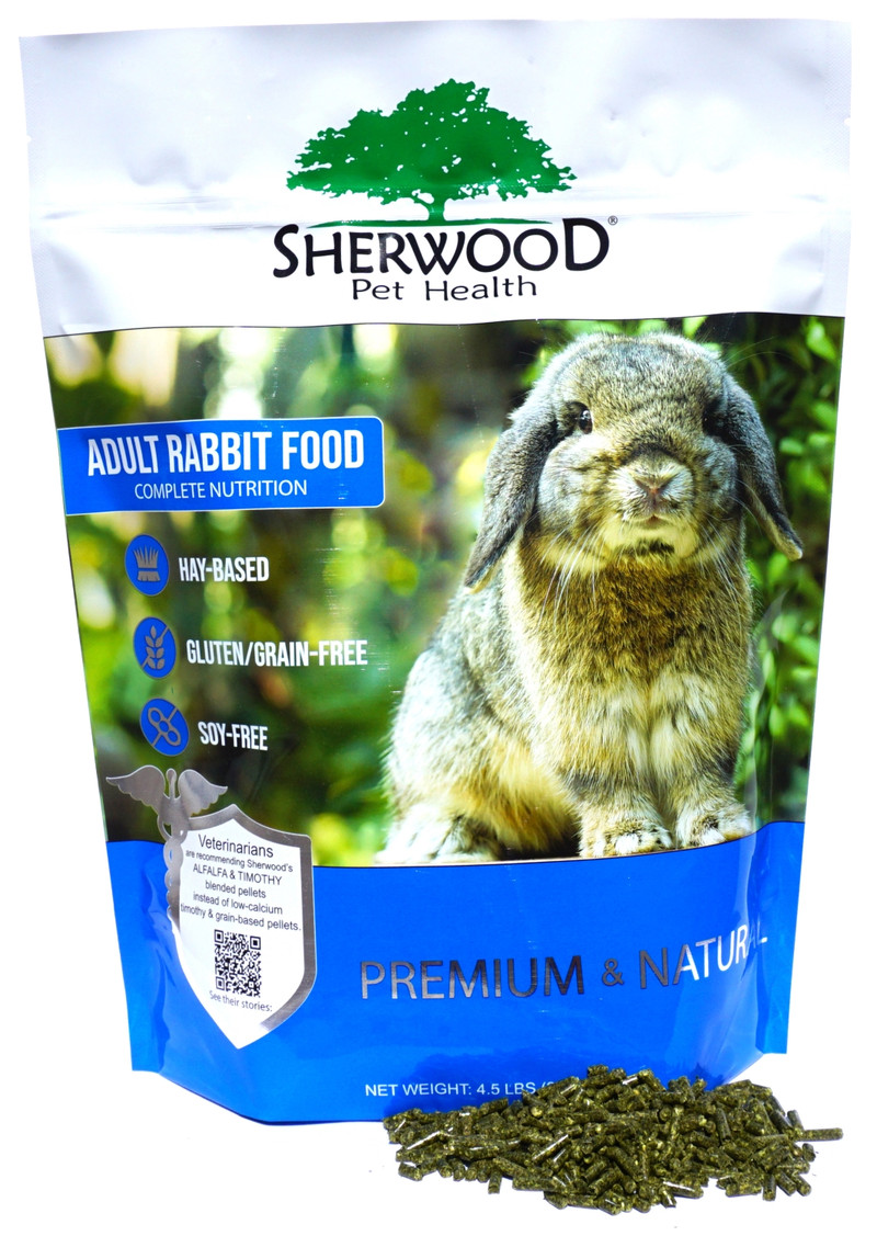 Adult Rabbit Food