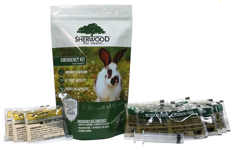 Emergency Kit for Rabbits