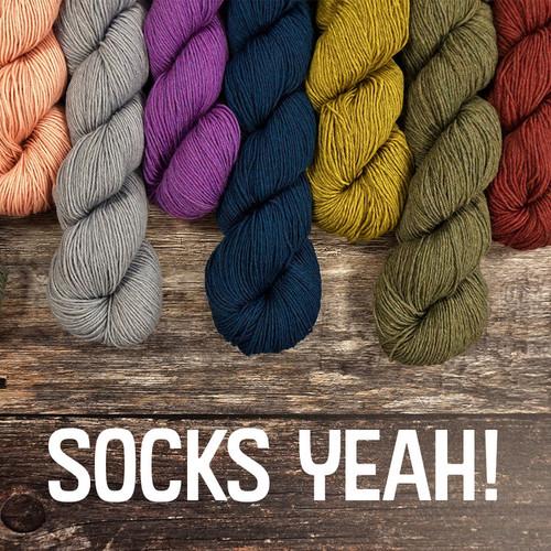 CoopKnits Socks Yeah!