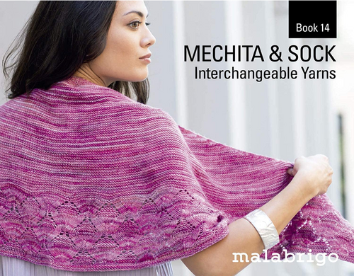 Malabrigo Book Fourteen Mechita & Sock