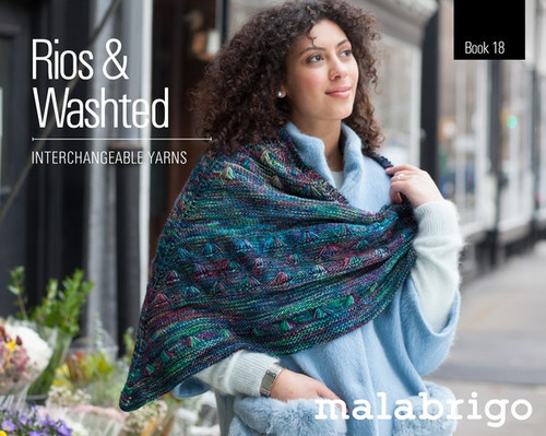 Malabrigo Book 18 - Rios and Washted