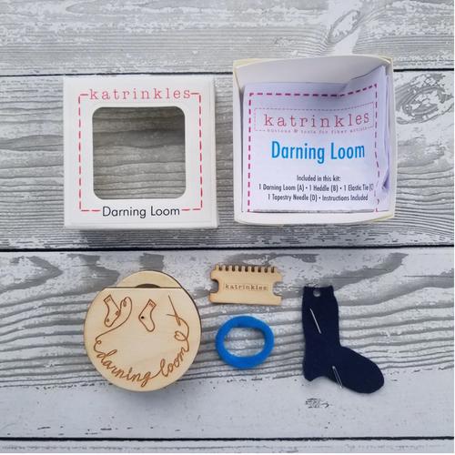 Katrinkles Darning Loom