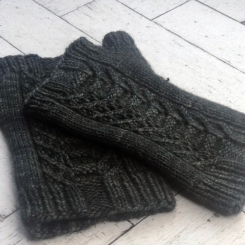 Iliamna Mitts Kit with Anzula Katara