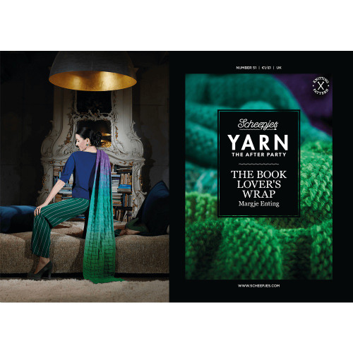YTAP K51 The Book Lover's Wrap