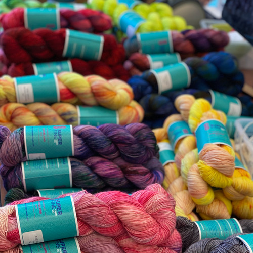 Superfine Yarn Co Erie Singles