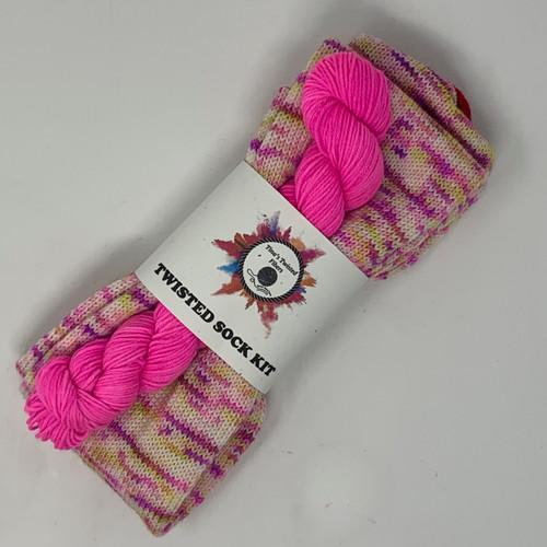 Tina's Twisted Ready Knit Sock Kits
