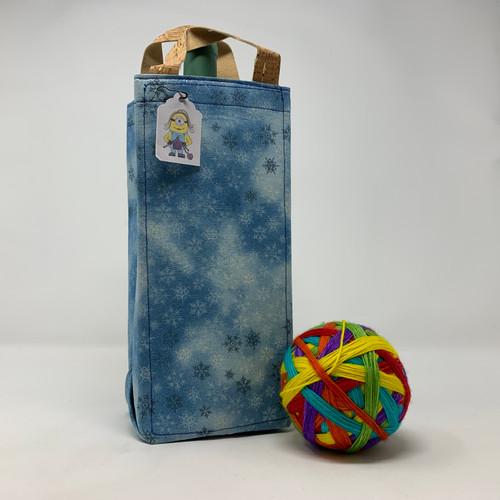 NicNacKnits Yarn/Wine Gift Bags