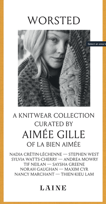 Worsted by Aimee Gille