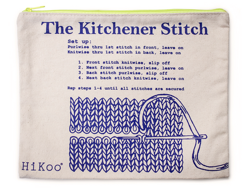 HiKoo Kitchener Zip bag