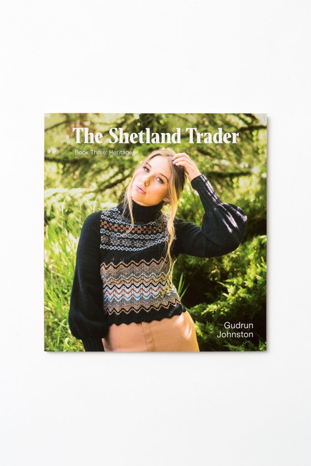 The Shetland Trader, Book Three by Gudrun Johnston