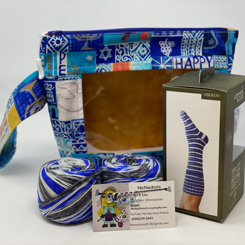 Hannukah Sock Gift Set