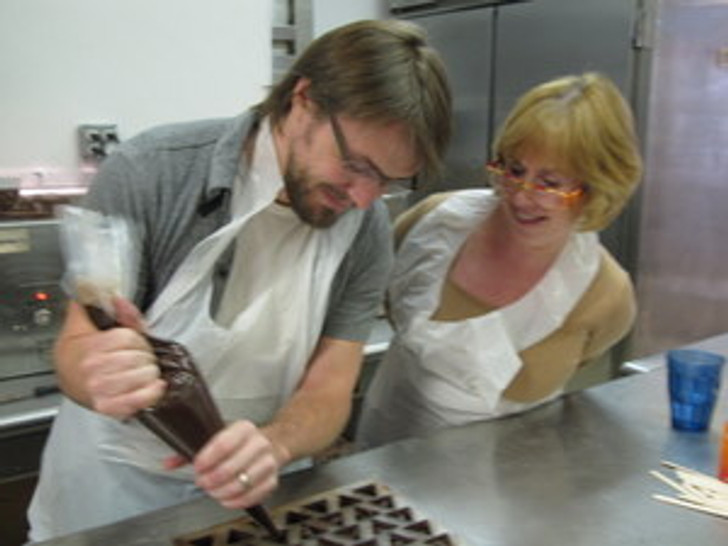 Life Tastes Better with Chocolate-Private Workshop