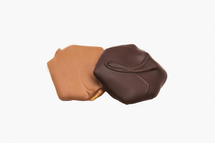 Chocolate covered Matzoh