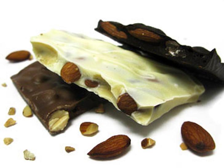 Sugar Free Almond Bark