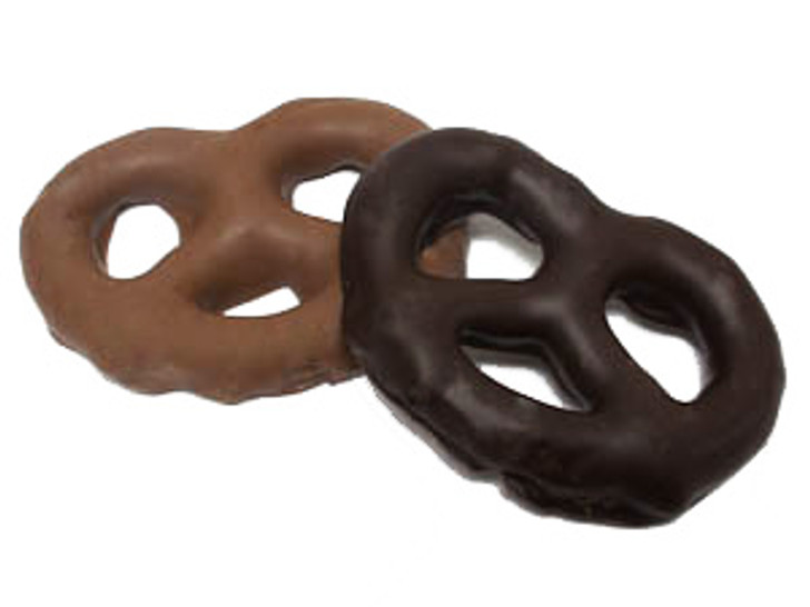 Sugar Free Chocolate Covered Pretzels