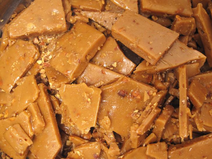 Undipped Almond ButterCrunch