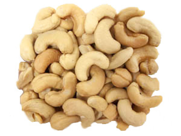 Salted, Unsalted or Raw Cashews