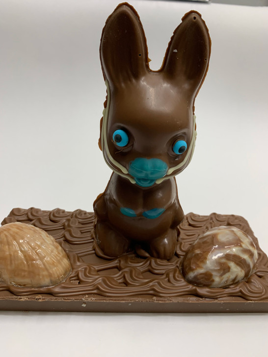 Puff Easter Scene