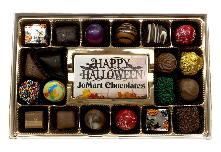 Halloween Personalized Gift Box