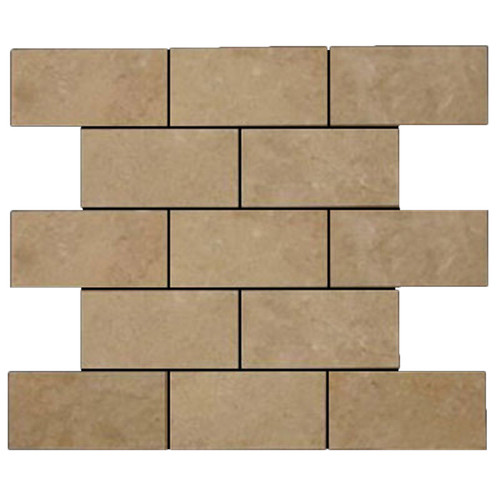 Crema Marfil Marble 3x6 Marble Subway Tile Polished