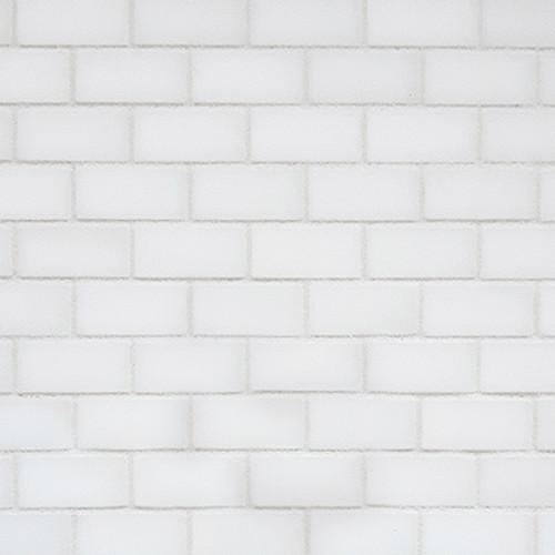 Bianco Dolomiti Marble Italian White Dolomite Mini Brick Mosaic Tile Polished
