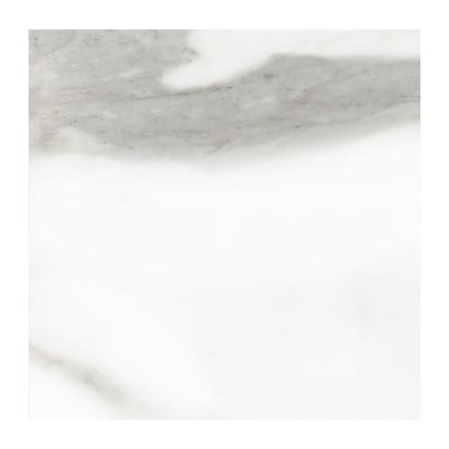 Calacatta Gold Italian Marble 18x18 Tile Honed