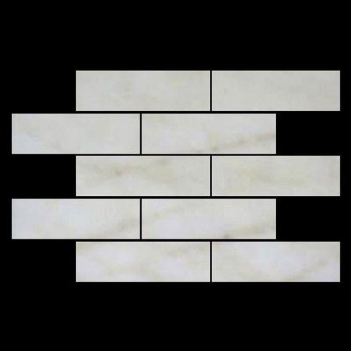 Afyon Gold Sugar Marble 4x12 Marble Tile Polished