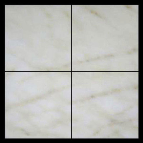 Afyon Gold Sugar Marble 6x6 Marble Tile Polished
