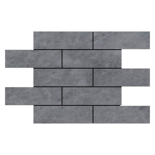 Bardiglio Gray Marble 4x12 Marble Tile Polished