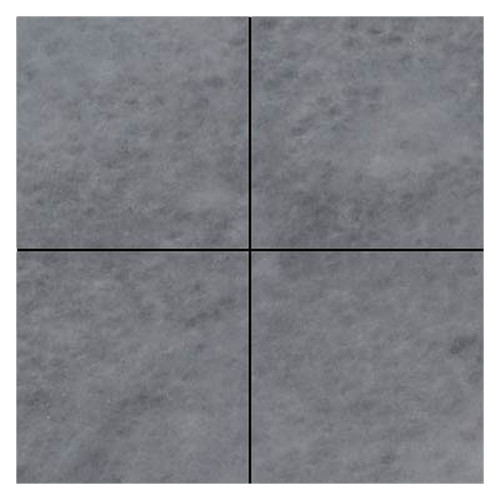 Bardiglio Gray Marble 6x6 Marble Tile Honed