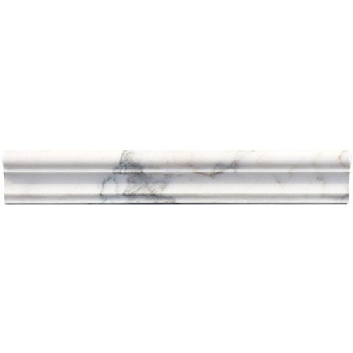 Calacatta Gold Italian Marble Crown Molding Polished