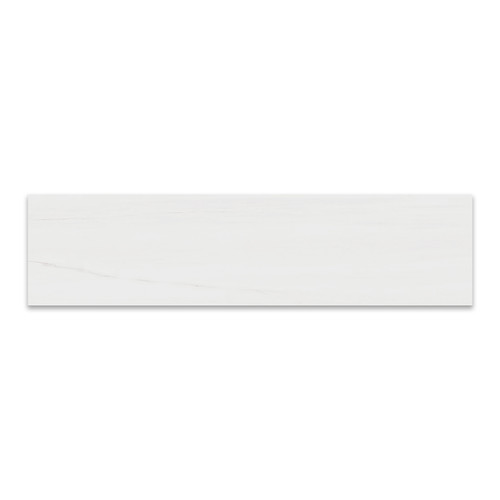 Bianco Dolomite Marble 3x12 Marble Tile Polished
