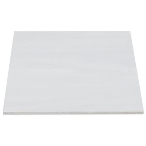 12x12 Bianco Dolomiti Marble Tile Honed