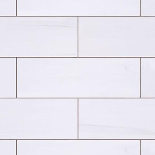 Bianco Dolomite Marble 3x12 Marble Tile Honed